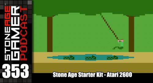 SAG Episode 353: The Sone Age Starter Kit - Atari 2600