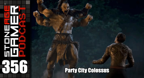 SAG Podcast Episode 356: Party City Colossus