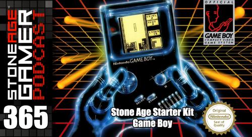 SAG Episode 365: Stone Age Starter Kit - Game Boy