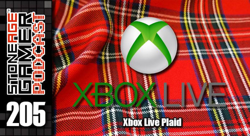 SAG Episode 205: Xbox Live Plaid