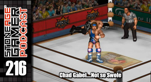 SAG Episode 216: Chad Gable… Not So Swole