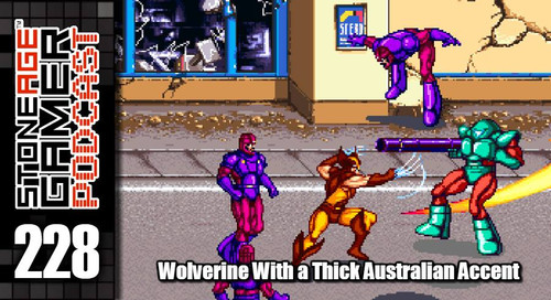SAG Episode 228: Wolverine With a Thick Australian Accent
