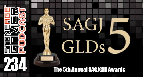 SAG Episode 234: The 5th Annual SAGJGLD Awards