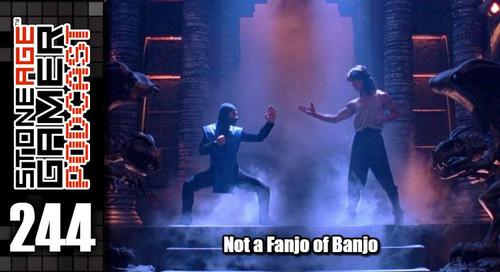 SAG Episode 244: Not a Fanjo of Banjo
