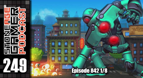 SAG Episode 249: Episode 842 1/8