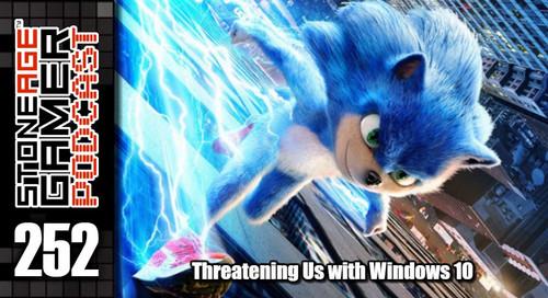 SAG Episode 252: Threatening Us with Windows 10