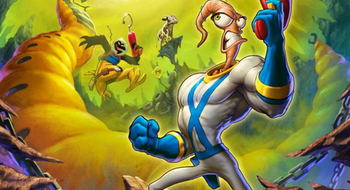 Can Earthworm Jim Put Amico on the Map?