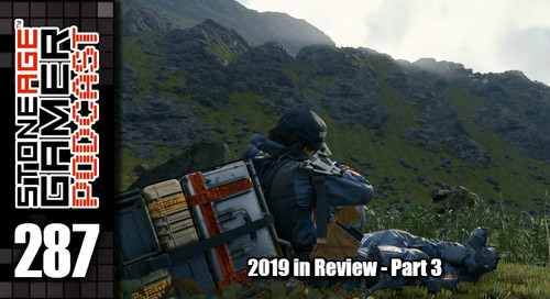 SAG Episode 287: 2019 in Review - Part 3