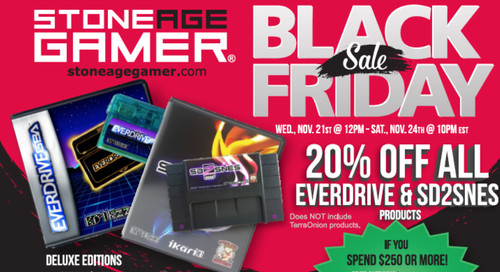 Black Friday is Coming to Town!