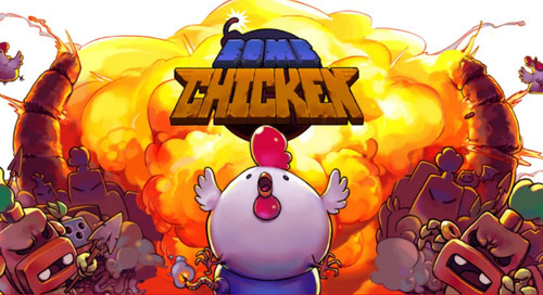 Bombs + Chickens = Greatness