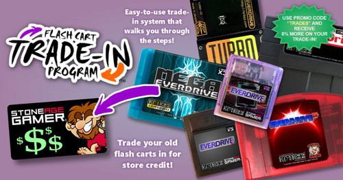 Flash Cart Trade Program is Live Now!
