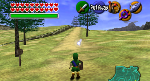Celebrating 20 Years of Ocarina of Time