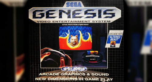 Let's Speculate about the Sega Genesis Mini!