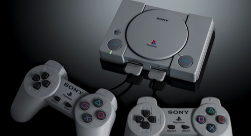 PlayStation Classic, eh?