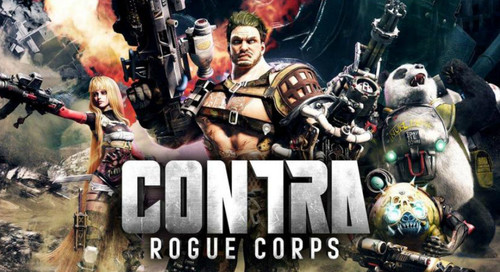 Contra: Rogue Corps Worries Me