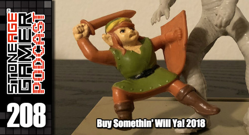 SAG Episode 208: Buy Somethin' Will Ya! 2018