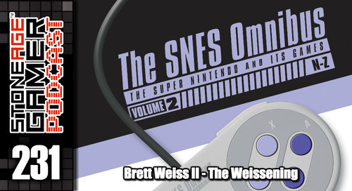 SAG Episode 231: Brett Weiss II – The Weissening