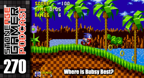 SAG Podcast Episode 270: Where is Bubsy Best?