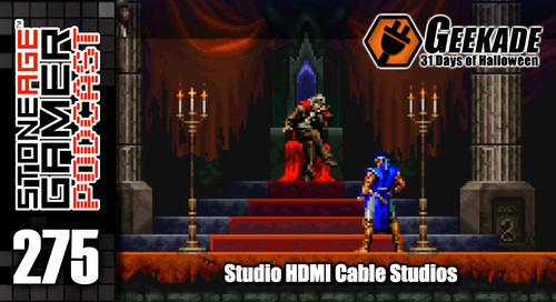 SAG Episode 275: Studio HDMI Cable Studio