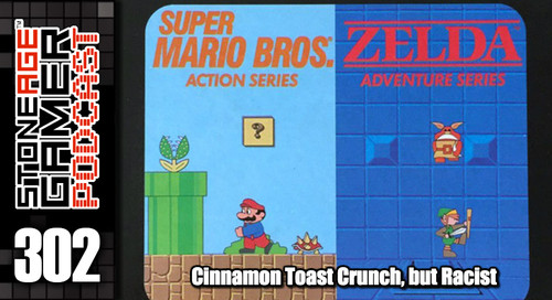 SAG Episode 302: Cinnamon Toast Crunch, but Racist