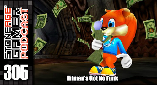 SAG Episode 305: Hitman's Got No Funk