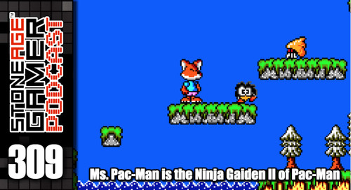 SAG Episode 309: Ms. Pac-Man is the Ninja Gaiden II of Pac-Man