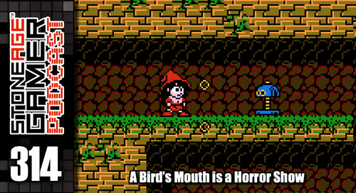 SAG Episode 314: A Bird's Mouth is a Horror Show