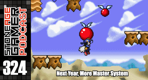 SAG Episode 324: Next Year, More Master System