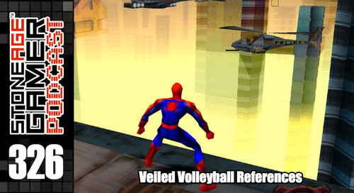 SAG Episode 326: Veiled Volleyball References