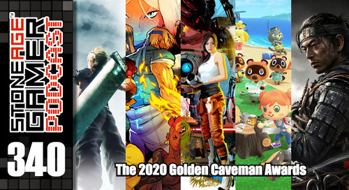 SAG Episode 340: The 2020 Golden Caveman Awards