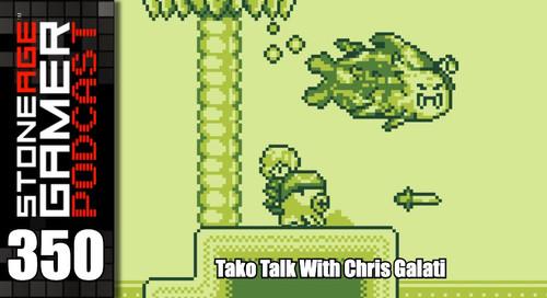 SAG Episode 350: Tako Talk With Chris Galati