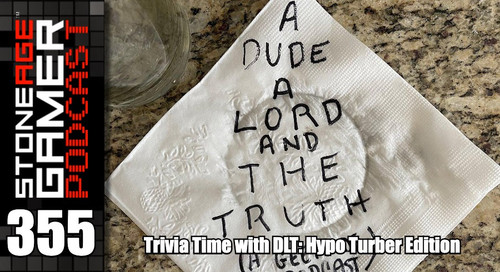 SAG Podcast 355: Trivia Time with DLT - Hypo Turber Edition