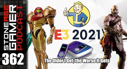 SAG Podcast 362: E3 2021 Preview & Predictions!