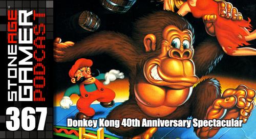 SAG Episode 367: Donkey Kong 40th Anniversary Spectacular