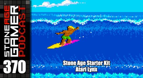 SAG Episode 370: Stone Age Starter Kit - Atari Lynx