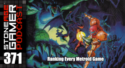 SAG Podcast 371: Ranking Every Metroid Game
