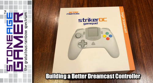 Building a Better Dreamcast Controller