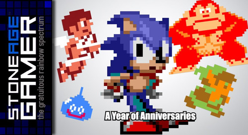 A Year of Anniversaries