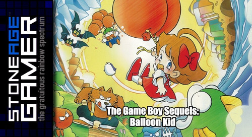 The Game Boy Sequels: Balloon Kid