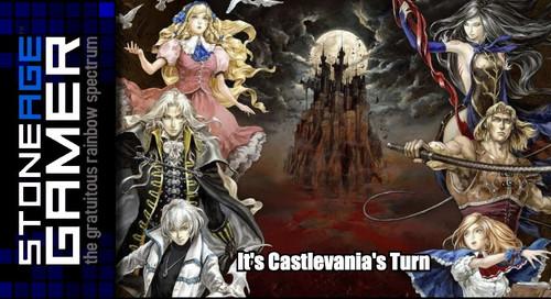 It's Castlevania's Turn