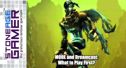 MODE and Dreamcast: What to Play First?