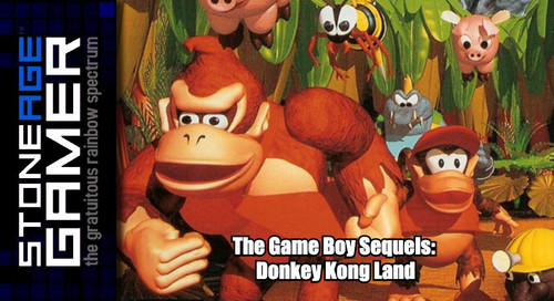 The Game Boy Sequels: Donkey Kong Land