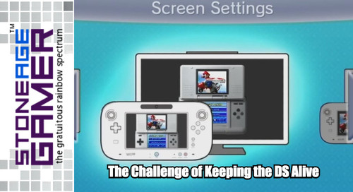 The Challenge of Keeping the DS Alive