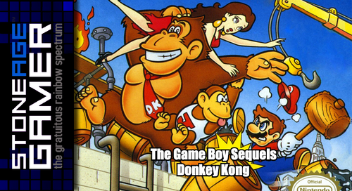 The Best Donkey Kong Game Ever Made