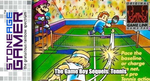 The Game Boy Sequels: Tennis