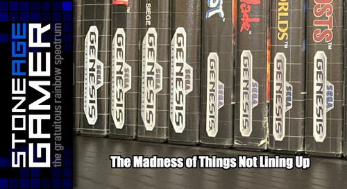 The Madness of Things Not Lining Up