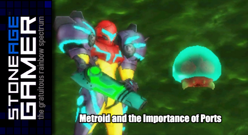 Metroid and the Importance of Ports