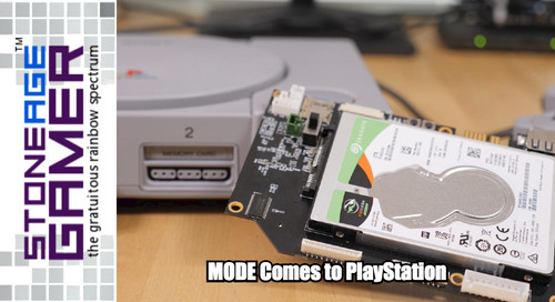 MODE Comes to PlayStation