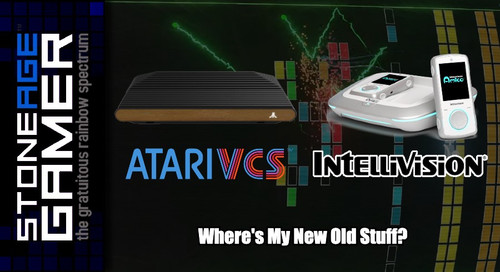 Where's My New Old Stuff?