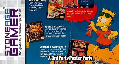 A 3rd Party Poster Party